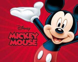 mickey mouse licença