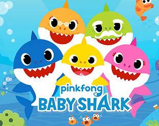baby shark licença