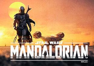 licença do the mandalorian