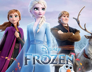 frozen filme licença