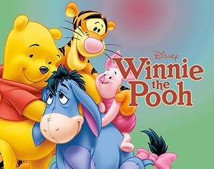 winnie the pooh licença