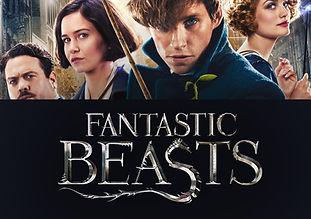 licença dos fantastic beasts
