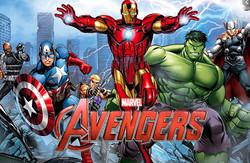 Roupa dos Avengers - Licensing