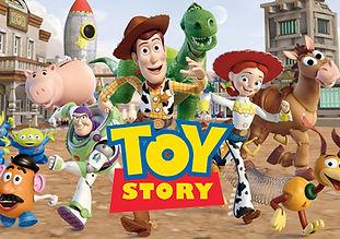 licença do toy story