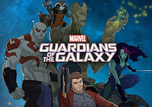 licença dos guardiões da galáxia