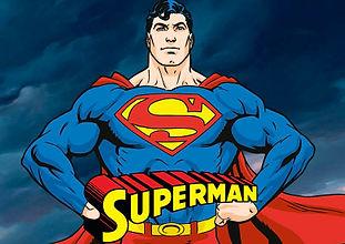 licença do superman