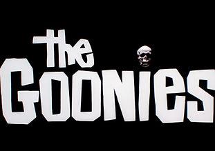 licença dos the goonies