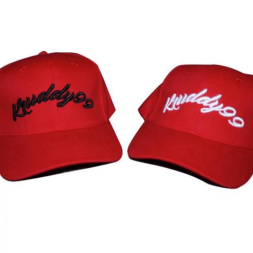 Kruddy99 - Red Baseball Cap