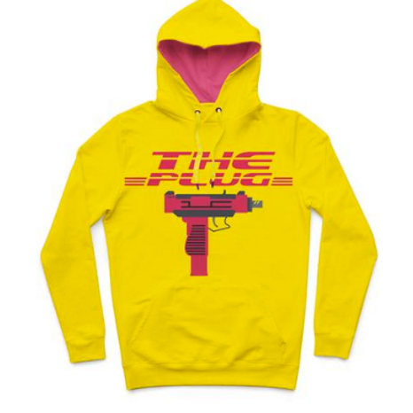 I Am Dope - Limited Edition The Plug Hoodie