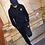 Thumbnail: Odum - Navy Slim Fit Tracksuit (Hoody)