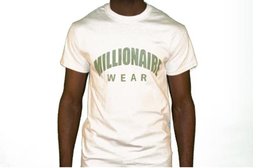 MW Arch Logo - T-Shirt - White