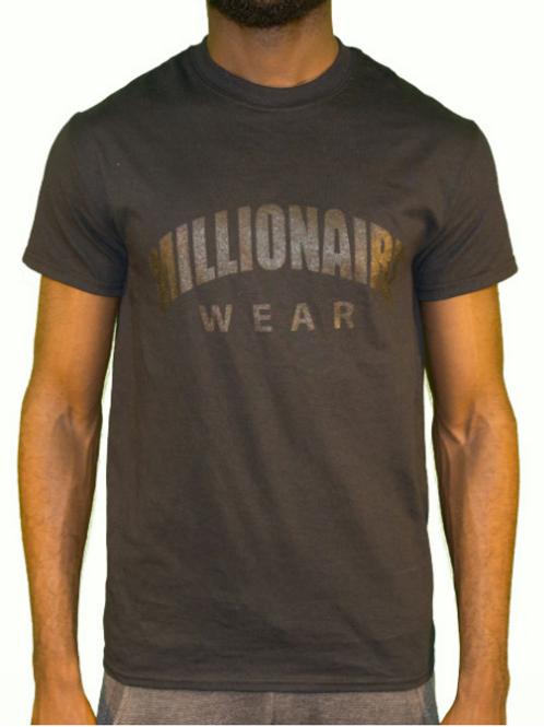 MW Arch Logo - T-Shirt - Black