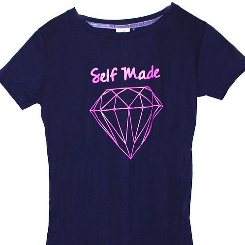 Realist Co - Female Self-made tee