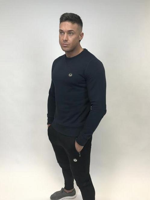 Tremor Apparel - Navy Classic Sweatshirt