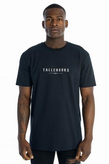 Tall Crooks - Tall Crooks Logo T-Shirt Black