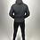 Thumbnail: Tremor Apparel - Half Zip Padded Pullover Jacket Black
