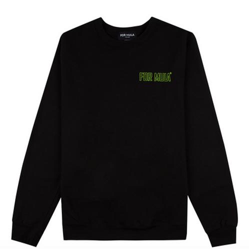 For Mula - 0.5 Track Sweatshirt