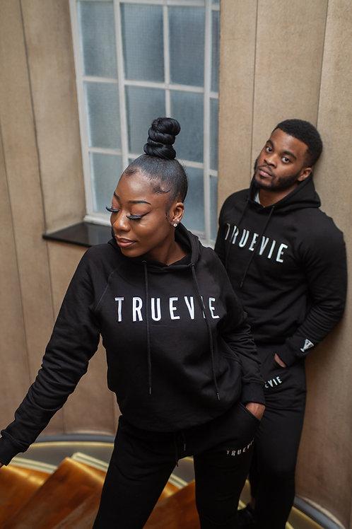 TrueVie - Womens Classic Noir Hoodie