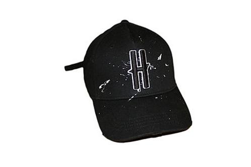 HUMBL£ - White Paint Splash Baseball Cap