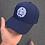 Thumbnail: Odum - Navy/White Adjustable Cap