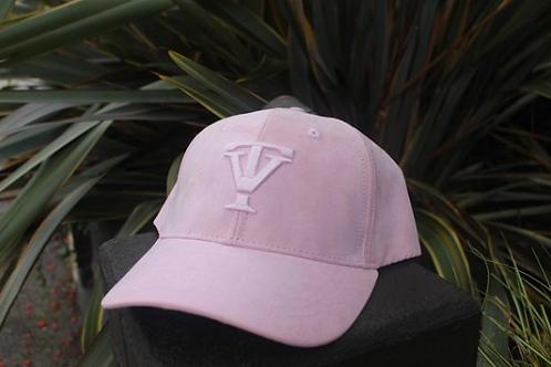 TrueVie - Pink Suede TrueVie Hat