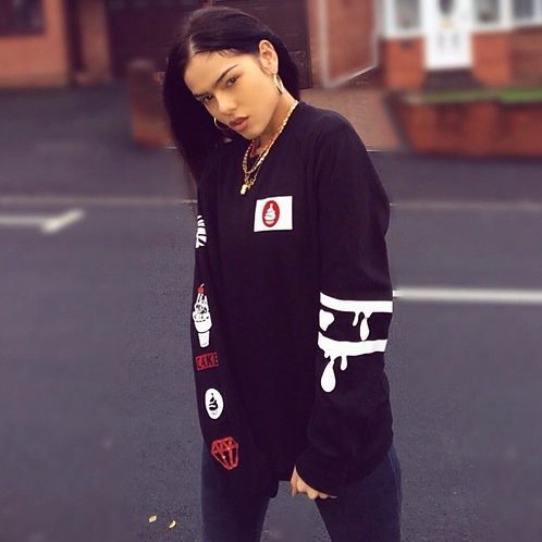 The Cake Club - OIL Sweatshirt – Only in London