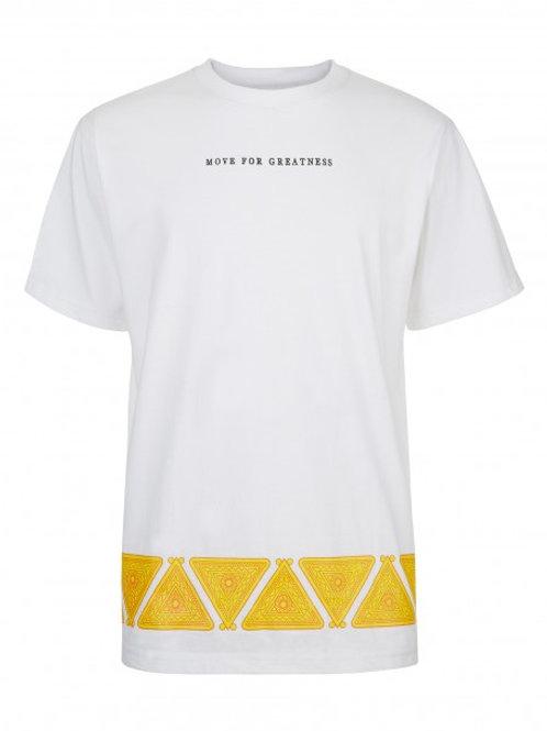 MFG - White Gold Coast T-Shirt