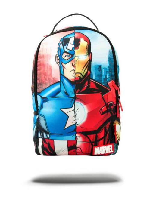 Sprayground - Marvel Civil War Backpack