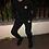 Thumbnail: Odum - Black Slim Fit Tracksuit (Sweatshirt)