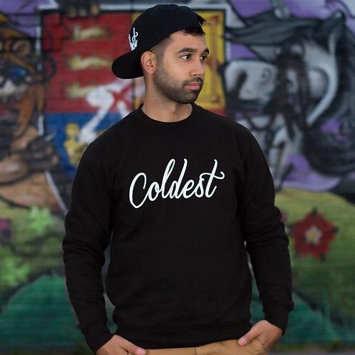 Coldest - Classic Crewneck Sweater - Black