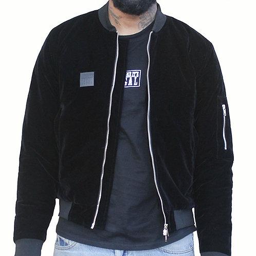 Black Label - Ltd Edition Jacket - Black Velour
