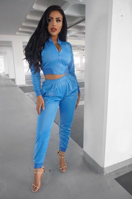 Dray N Blue - Distraction Tracksuit - Sky Blue
