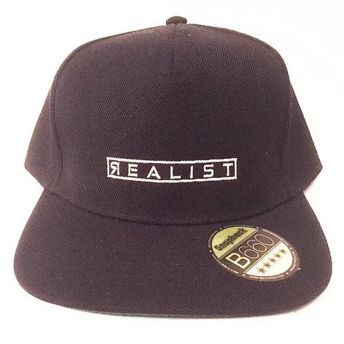 Realist Co - Realist All Black Snapback