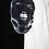 Thumbnail: Cranium Empire - Mask On Oversize T-Shirt (Black)
