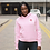 Thumbnail: Cake Club Pink Candy Floss OIL Oversized Hoodie