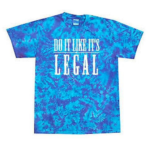 A-Tie - Ocean - Ltd T-shirt