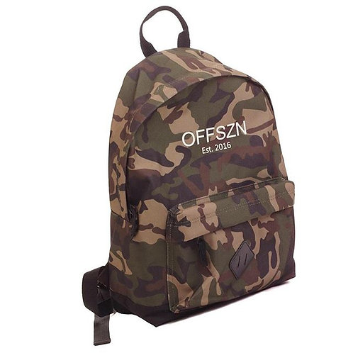 OFFSZN - Camo Backpack