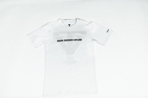 TrueVie - DDE Drip White T-Shirt