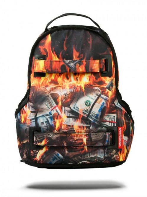 Sprayground - Fire Money Skate