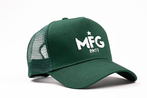 MFG - Jungle Green Trucker Cap