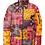 Thumbnail: I Am Dope - Banada Pattern Puffer Jacket