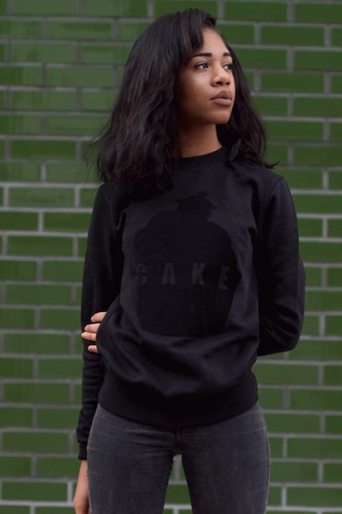 The Cake Club - Black Velvet Cake Sweatshirt
