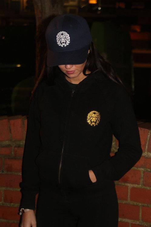 Odum - Womens Black Hoody