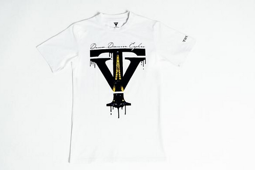 TrueVie - Paris Drip T-Shirt