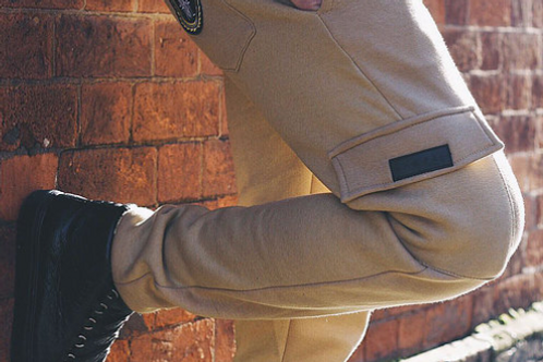 Know Hope - Camel Signature Bottoms