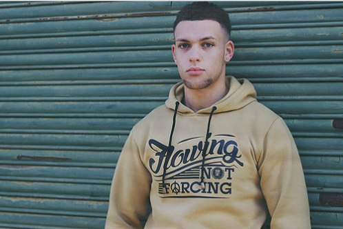 Know Hope - Camel Flowing Tracksuit