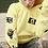 Thumbnail: The Cake Club - Honey Comb OIL - Oversized Hoodie