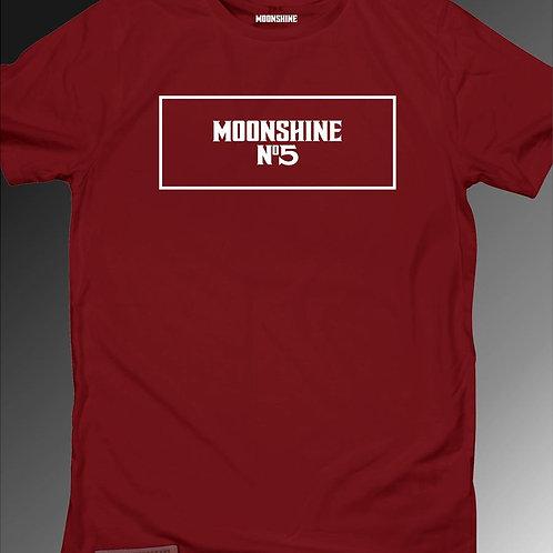 Moonshine - No5 T-Shirt - Multiple Colours