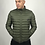 Thumbnail: Tremor Apparel - Khaki Quilted Down Jacket