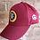 Thumbnail: Know Hope - Burgandy Sports Cap Distressed